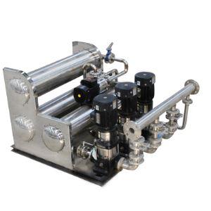 三罐式无负压供水设备:水泵的保养