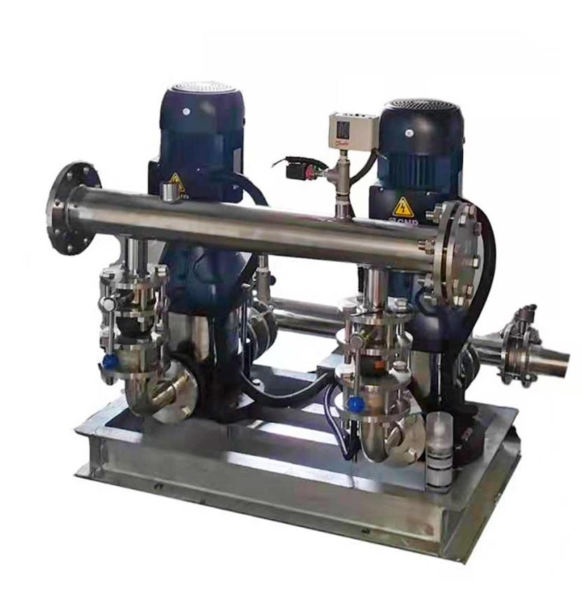 原有的标准泵房也可以用于农业灌溉